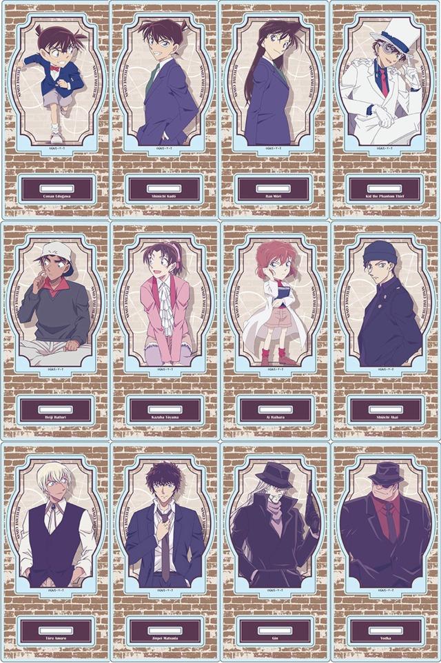 名探偵コナン アクリルスタンド(ブラインド) vol.2 BOX