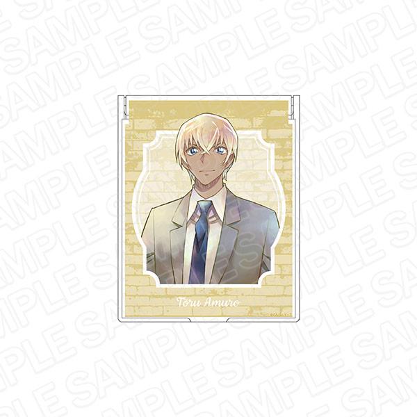 【12月上旬発売予定】名探偵コナン ミラー PALE TONE series 安室透 vol.2