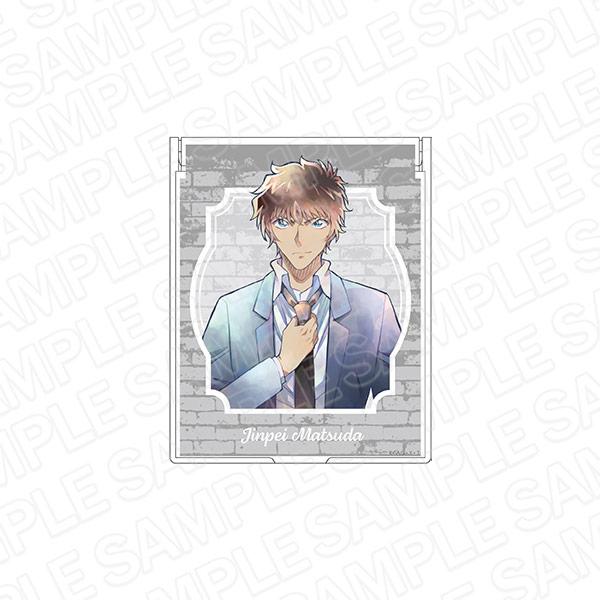 【12月上旬発売予定】名探偵コナン ミラー PALE TONE series 松田陣平