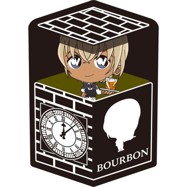 名探偵コナン キャラ箱クッションVol.2 バーボン 潜入捜査ver.