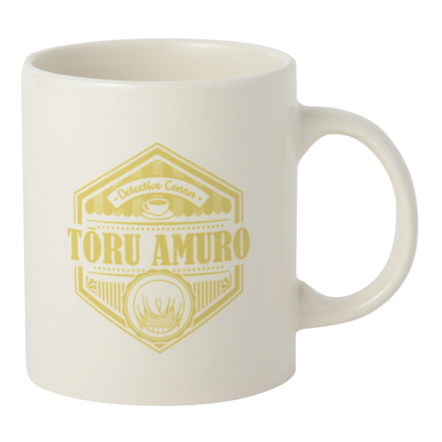 名探偵コナン 陶器マグカップ(安室/コーヒー)