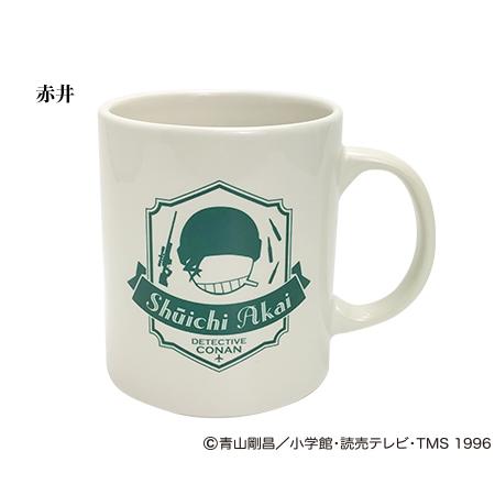 名探偵コナン 陶器マグカップ(赤井)