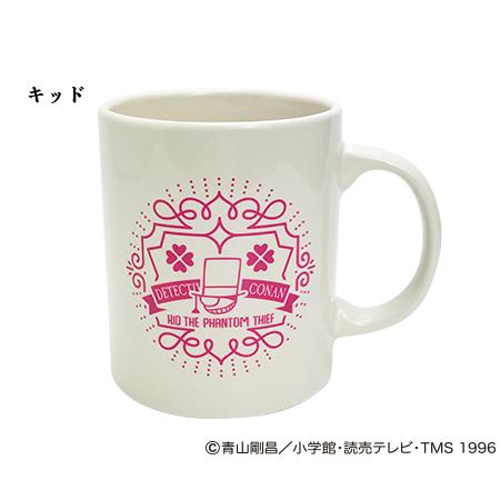 名探偵コナン 陶器マグカップ(キッド)