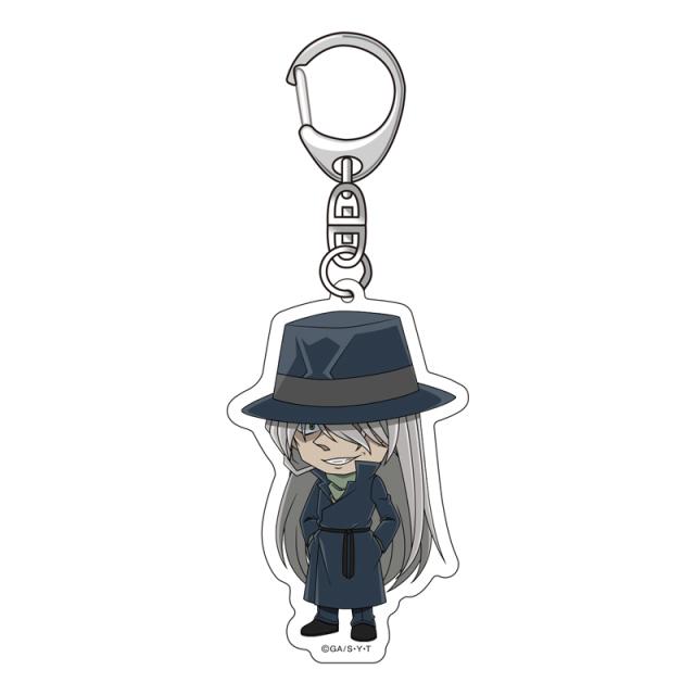 名探偵コナンパズル 盤上の連鎖(クロスチェイン)アクリルキーホルダーVol.4 BOX