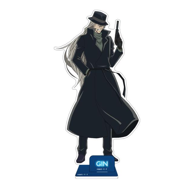 【10月中旬頃発売予定】名探偵コナン アクリルスタンドVol.12 ジン