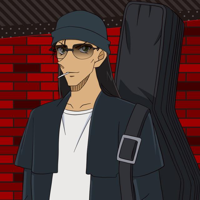 名探偵コナン クッションVol.2 ライ