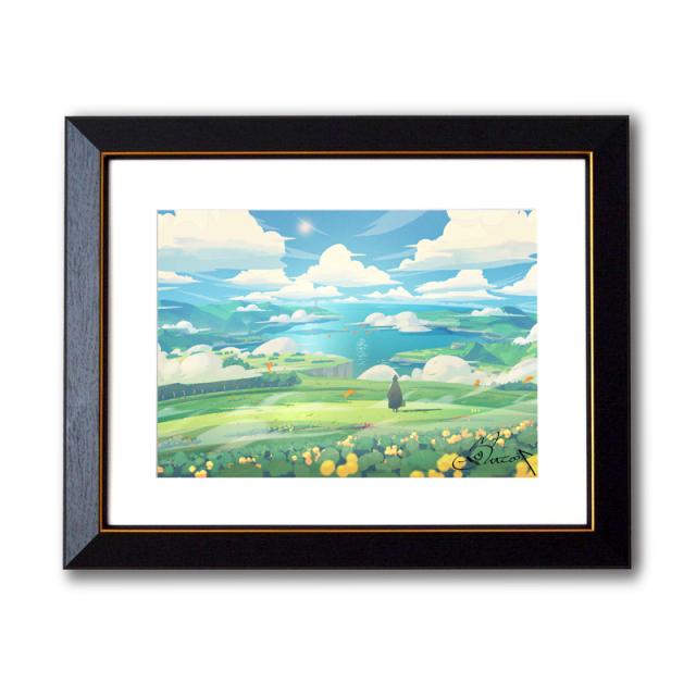 【受注生産品】SIMMETRIA(シメトリア) 複製絵画 デストロ