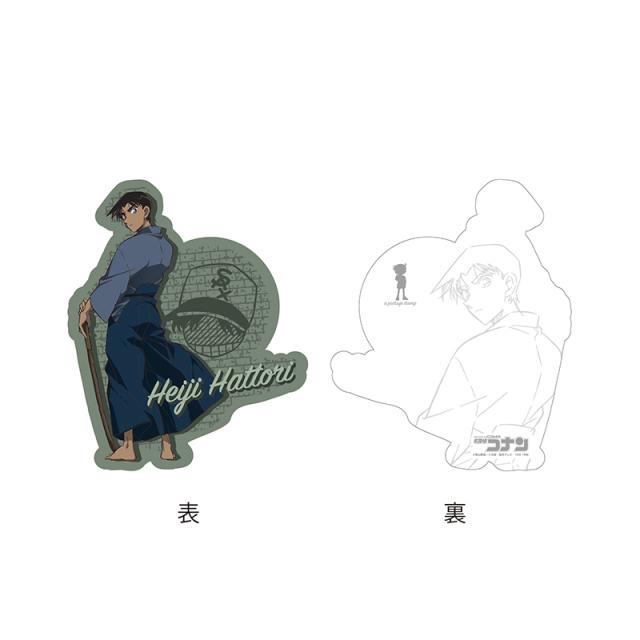 名探偵コナン ダイカットポストカード 平次