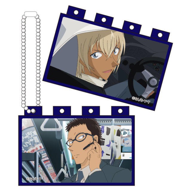 名探偵コナン アニメブロック   警察がいっぱいコレクション BOX