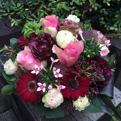 FIORINA*フィオリーナ*オリジナル★アレンジメントフラワー、花束をお届けします♪