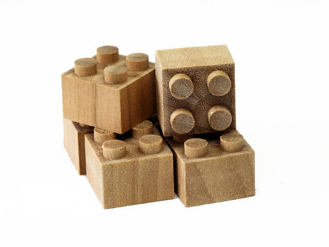 木製ブロック