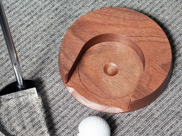 木製ワンパットカップ