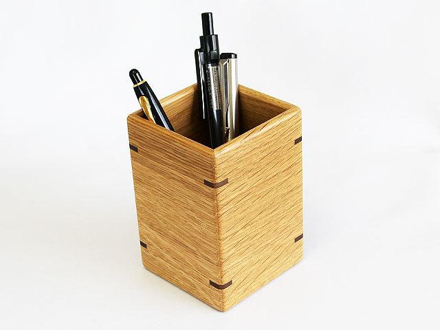 木製ペンスタンド ナラ