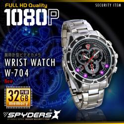 腕時計型カメラ (W-704)