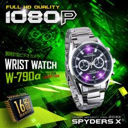 腕時計型カメラ W-790α