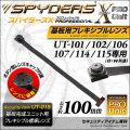 小型カメラ 基板完成ユニット用フレキシブルレンズ スパイダーズX PRO (UT-015)