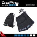 GoPROアクセサリー GoProカメラやアクセサリーを収納するのに便利な巾着袋 ABGPK-005『GoProポーチ(小)(5個入り)』(FE-058)