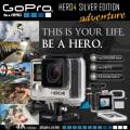 ウェアラブル ドライブレコーダー  世界で最も多目的なカメラ CHDHY-401  『GoPRO HERO4 SILVER EDITION』(FE-060)
