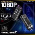 キーレス型カメラ ワンボックス軽自動車モデル 小型カメラ スパイダーズX (A-202l) スパイカメラ 赤外線ライト 高画質