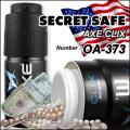 隠し金庫 スプレー缶型 デオドラントスプレーデザイン 収納 セーフティボックス『SECRET SAFE シークレットセーフ』 (OA-373)