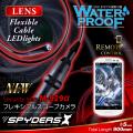 フレキシブルスコープカメラ ファイバースコープ スマホ対応 小型カメラ スパイダーズX (M-929α)