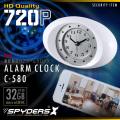 置時計型カメラ 小型カメラ スパイダーズX (C-580)