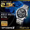 腕時計型カメラ 小型カメラ スパイダーズX (W-706)