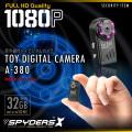 小型ビデオカメラ トイデジカメラ スパイダーズX (A-380)