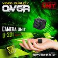 小型カメラ ビデオカメラユニット U-201