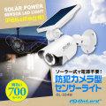 オンロード(OnLord) ソーラー式 センサーライト OL-334W