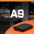 小型カメラ  名刺入れ型  ムービーカメラ インバイト グッディ A9