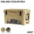 アイスランド クーラーボックス 45QT ICELAND COOLER BOX 大型