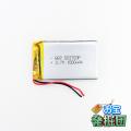【アウトレット品JNC1050】小型カメラ 基板完成ユニット用二次バッテリー リチウムポリマー電池 3.7V 1000mAh (UT-003)コネクタ無し