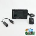 【アウトレット品jnc1141】『Angel Eye(エンジェルアイ)』 小型カメラ スパイダーズX Basic (Bb-623) スパイカメラ 有線CCDカメラ 2.4インチ液晶モニター