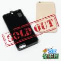 【アウトレット品jnc1199】iPhone6Plus/6sPlus用スマホバッテリーケース型カメラ 小型カメラ スパイダーズX (A-607) 隠しカメラ 1080P H.264 64GB対応