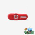 【アウトレット品jnc1322】USBメモリ型カメラ 小型カメラ スパイダーズX (A-403R) レッド スパイカメラ 光るボタン 1080P 32GB対応
