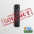 【アウトレット品jnc1325】クリップ型カメラ 小型カメラ スパイダーズX (P-310B) ブラック スパイカメラ 1080P H.264 60FPS 赤外線 HDMI 広角レンズ スマホ接続