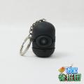 【アウトレット品jnc1357】 スパイダーズX 小型カメラ キーホルダー型カメラ ブラック 防犯カメラ 720P 32GB内蔵 スパイカメラ M-950B