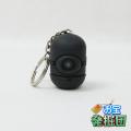 【アウトレット jnc1565】 スパイダーズX 小型カメラ キーホルダー型カメラ ブラック 防犯カメラ 720P 32GB内蔵 スパイカメラ M-950B