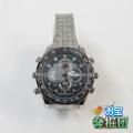 【アウトレット jnc1517】腕時計型カメラ 小型カメラ スパイダーズX (W-755)スパイカメラ 赤外線 フルハイビジョン