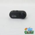 【アウトレット jnc1566】トイカメラ トイデジ スパイカメラ スパイダーズX (A-340B) ブラック 小型カメラ 防犯カメラ 小型ビデオカメラ フルハイ 広角レンズ170°赤外線 動体検知