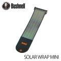 携帯型ソーラーパネル ブッシュネル ソーラーラップミニ Bushnell SOLAR WRAP MINI (日本正規品)