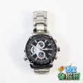 【ジャンク ud0031】腕時計型カメラ 小型カメラ スパイダーズX (W-774)スパイカメラ フルハイビジョン 動体検知