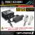 小型カメラ 防犯カメラ 小型ビデオカメラ PCアダプター型 スパイカメラ スパイダーズX (M-917) HD1080P H.264 動体検知 リモコン操作