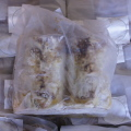 【売り切れ】植菌カワラ材(Mサイズ)二本入り【次回6月入荷】