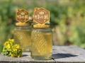 巣蜜入り蜂蜜140g
