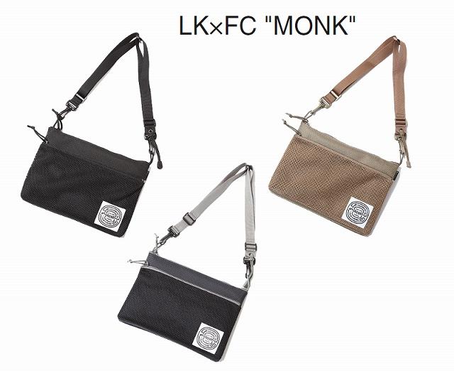 """ランカーキラー 「LK×FC """"MONK""""」"""