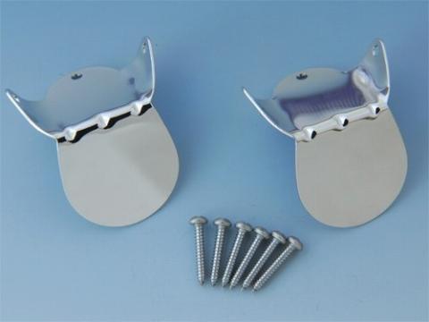 日本の部品屋 「NO.1リップ ステンレス製 シルバー」