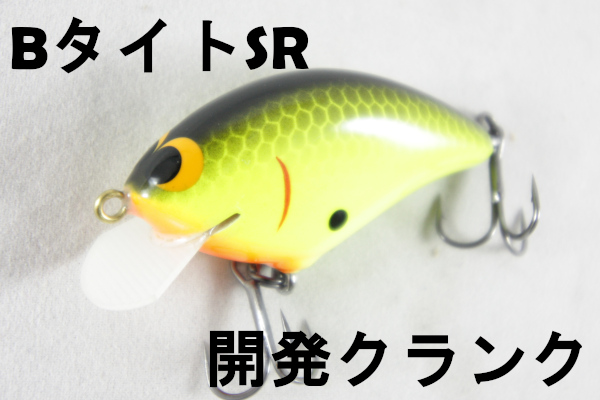 開発クランク 「Bタイト SR」 【クリックポスト発送可】