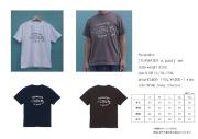 ★ご予約商品★ 4S フォーエス 「パラボリックス Tシャツ」 【クリックポスト発送可】 ※9月下旬頃入荷予定